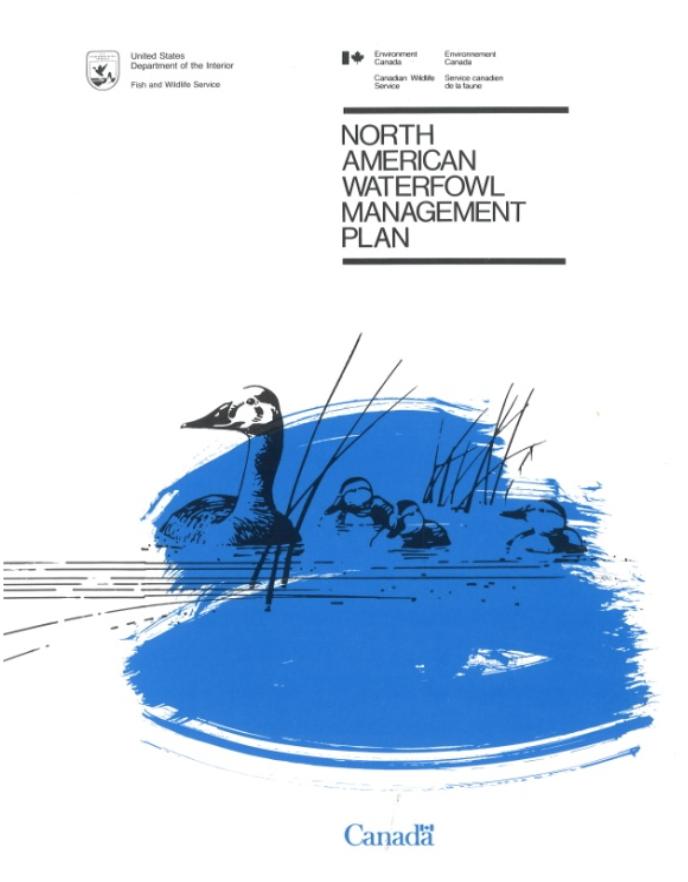 Le Plan nord-américain de gestion de la sauvagine (PNAGS)