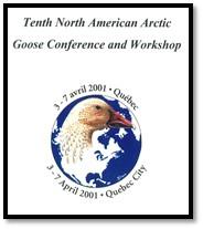 10e conférence et atelier nord-américains sur les oies de l'Arctique